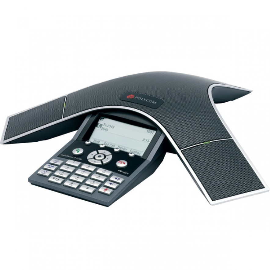 Polycom Phones For Large Conference Room